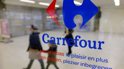 Verdeelde meningen na sociaal overleg Carrefour: socialistische vakbond hekelt inmenging regering terwijl christelijke vakbond tevreden is over het plan
