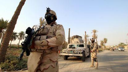 Iraakse troepen veroveren laatste bolwerken van IS in Irak