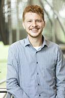 Tom Eding (27) uit volgt de opleiding ICT software development bij YoungCapital en werkt bij Pegamento in Nieuwegein.