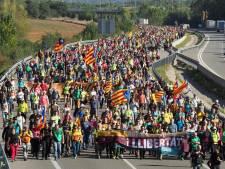 """""""Grève générale"""" en Catalogne: vols annulés et routes bloquées ce vendredi"""