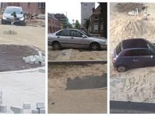 De wegzakkende auto's van de Galjoenstraat: 'Dan ben je stronteigenwijs'