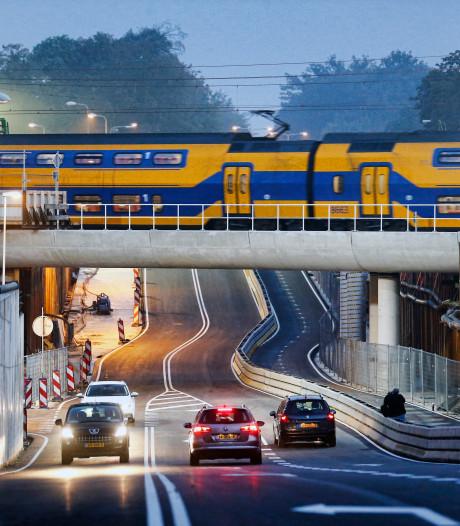 Vanaf 2021 vier intercity's per uur op station Driebergen-Zeist