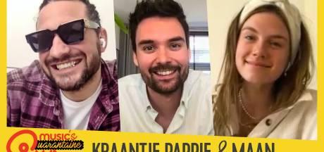 Domien komt met Quarantaine Quiz: 'Wat is nou leuker dan een spelletje met collega's?'
