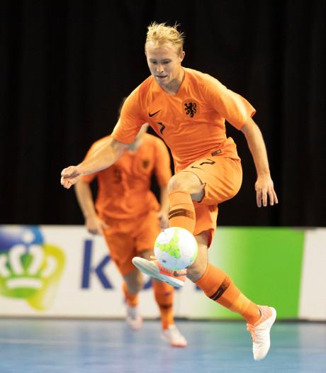 Nederland krijgt EK zaalvoetbal 2022 toegewezen