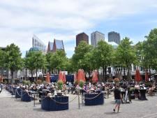 LIVE | Politie Scheveningen: 'Kom niet meer naar het strand, het is erg druk'
