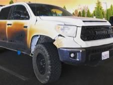Toyota vervangt gesmolten auto nadat held ziekenhuis evacueerde