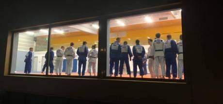 Judoka's om klokslag 00.00 uur weer op de tatami, 'een onvergetelijk moment'