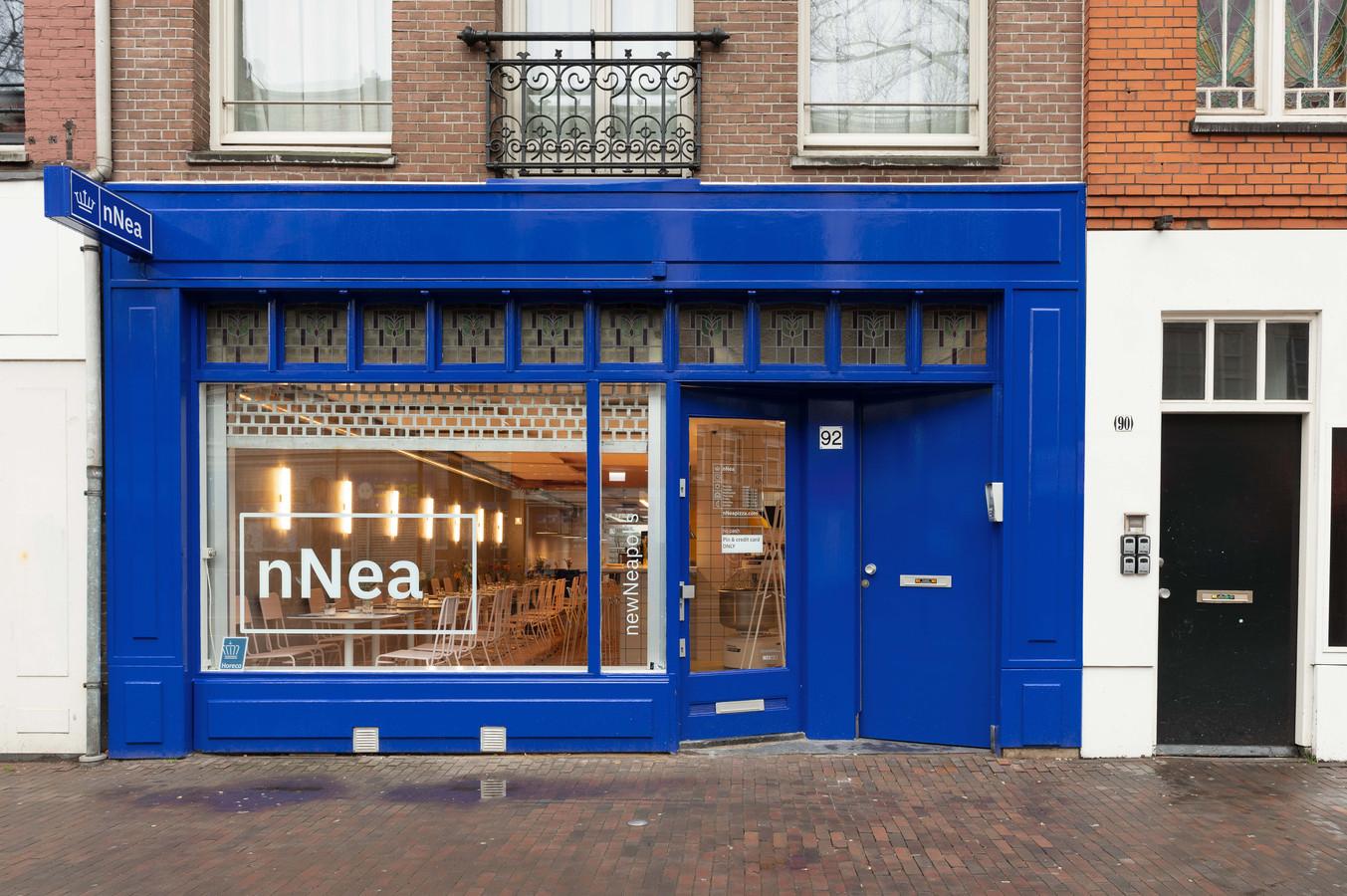 De buitenkant van nNea.