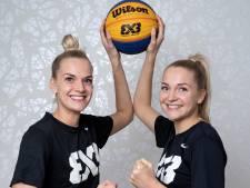 De liefde voor de basket kwam laat, maar nu lonken de Spelen voor Bossche zusjes Bettonvil
