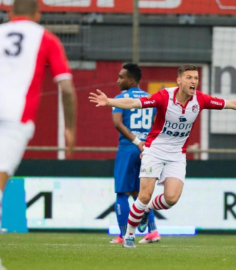 Bannink en Veldmate tekenen contract bij FC Emmen