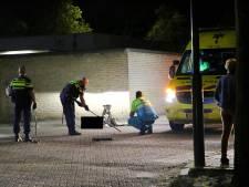 Hond weigert zwaargewond aangetroffen baasje achter te laten op parkeerplaats in Bladel