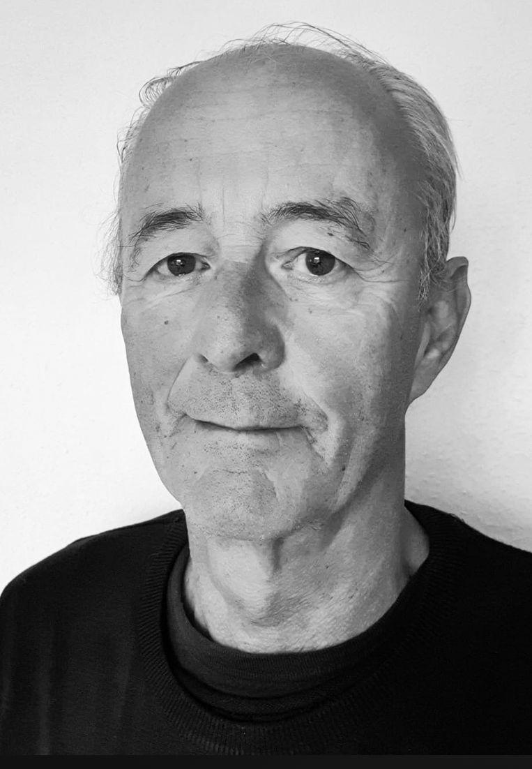 Peter de Vos, gepensioneerd gym- en natuurkundeleraar. Beeld