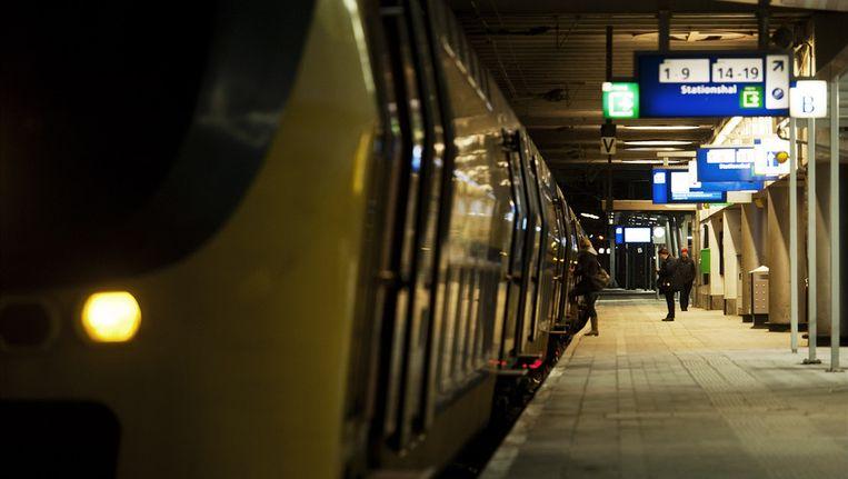 Utrecht Centraal, afgelopen februari. Beeld ANP