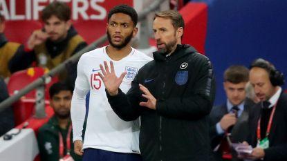 """Engelse fans nemen Joe Gomez op de korrel, Sterling verdedigt zijn ploegmaat: """"Hij heeft niets verkeerds gedaan"""""""