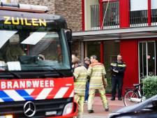 Twee gewonden na lichte explosie in woning Zuilen