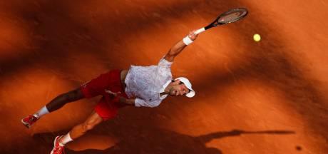 Djokovic na moeizame start tegen Ruud soepel naar finale in Rome