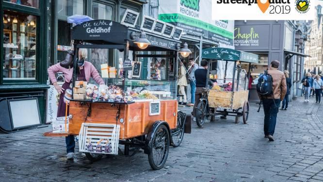 Dief (53) graait in kar van neuzekesverkoper: 3.000 euro aan cuberdons voor de vuilnisbak