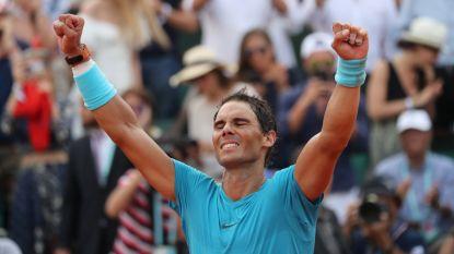 Ongekende suprematie: Rafael Nadal wint voor de elfde keer Roland Garros
