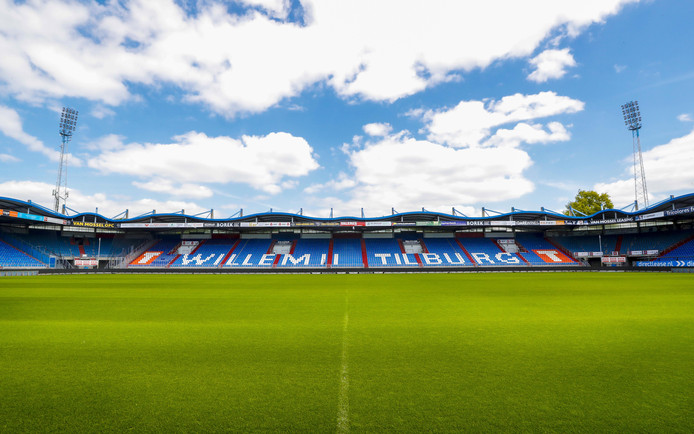 Willem II 2 komt op 9 maart uit tegen NAC Breda 2.
