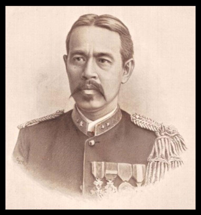Pieter van Lawick van Pabst (1848-1894), Ridder in de Militaire Willems-Orde Beeld Wikipedia