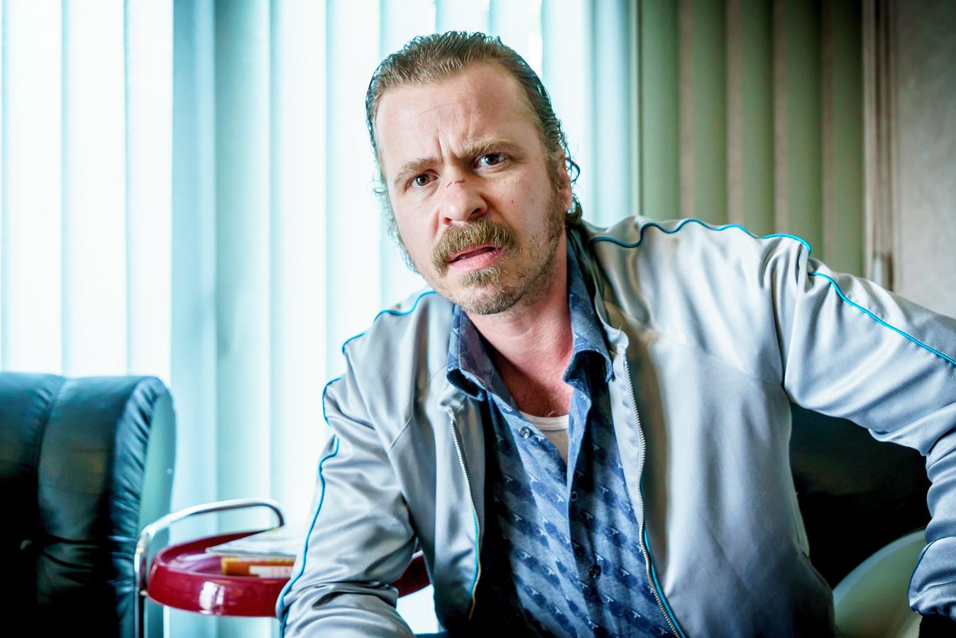 De Infiltrant ; seizoen 1 vanaf maandag 5 februari 2018 bij VTM. Op de foto : Wouter Hendrickx (Lars Devuyst).