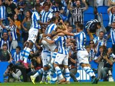 Atlético Madrid lijdt tegen Real Sociedad eerste nederlaag