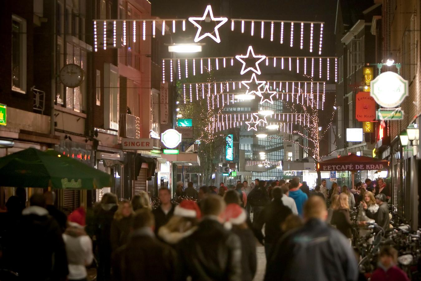 Kerstmiddag in Hengelo