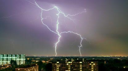 Meer kans op destructieve onweersbuien in de zomer