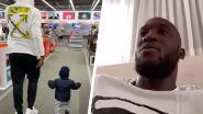 """Eenzame Romelu Lukaku vanuit quarantaine: """"Het is zwaar, ik mis mijn zoontje. Gisteren werd ik bijna gek"""""""