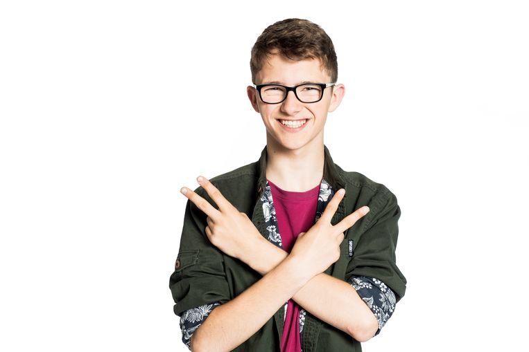 Ebe Mogyoros ten tijde van 'The Voice Kids'