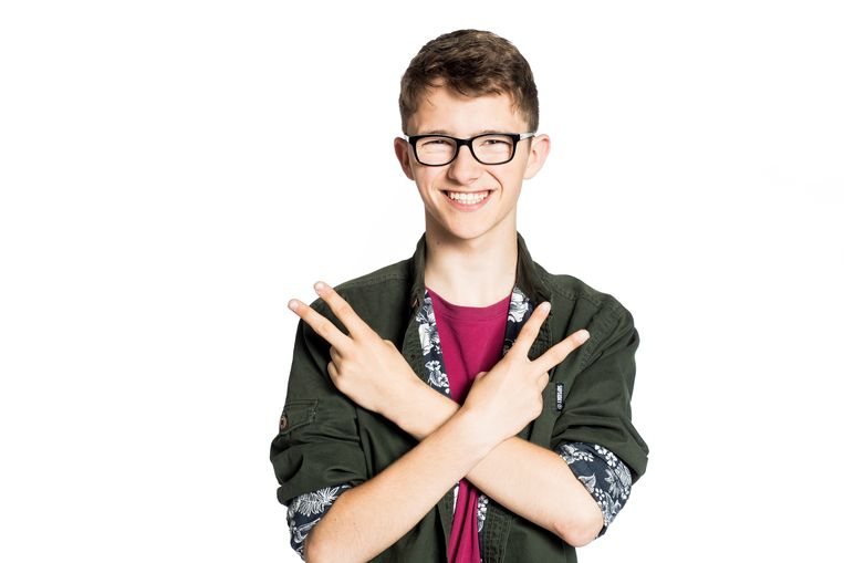 Ebe Mogyoros ten tijde van 'The Voice Kids'
