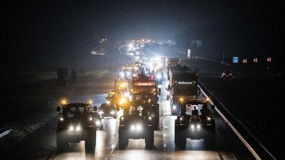 """Opnieuw lange files in Nederland door protesterende boeren: """"Dit gaat flink uit de hand lopen"""""""