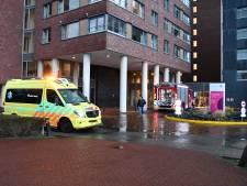 Brand in appartement verpleeghuis Ter Reede