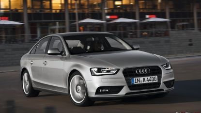 7 keer betrapt: Audi A4 verbeurdverklaard