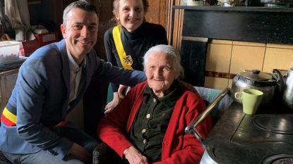"""108 en nog nooit ziek. Bertha's geheim? """"Elke morgen twee eieren met drie boterhammen"""""""