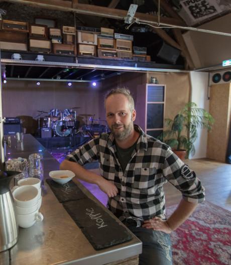 Stefan den Ouden uit Maarheeze: 'Muziekhuis moet echte muziektempel worden'