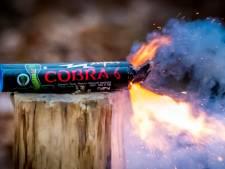 Politie vindt 36 kilo zwaar illegaal vuurwerk in woning in Almere