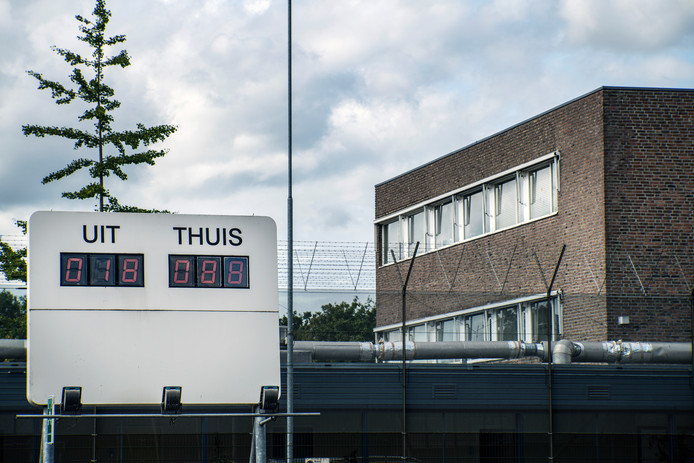 Vanmiddag is opnieuw een tbs'er ontsnapt uit de Pompekliniek in Nijmegen.