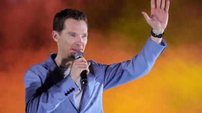 Sterk statement: acteur Benedict Cumberbatch weigert voortaan films waar vrouwen minder verdienen dan hij