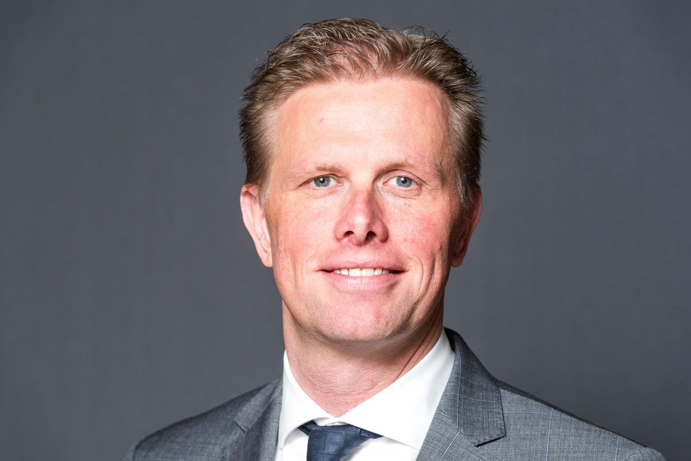 Oud-wethouder Arne Weverling