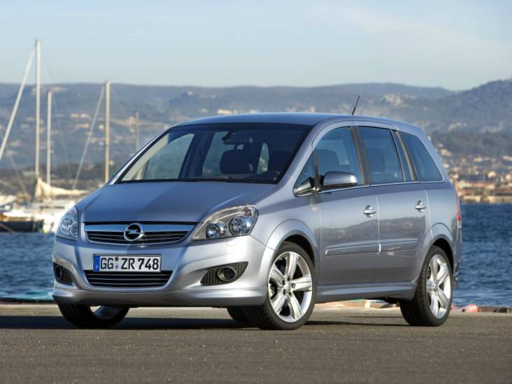 Opel Zafira (2005-2012): veelzijdige gezinsauto