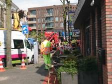 Aantal woningen en winkels ontruimd door gaslek in Uden
