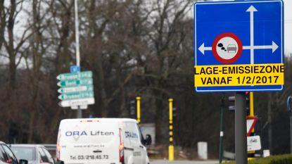 1,2 miljoen auto's niet meer welkom door lage emissiezones: vooral particulier krijgt klappen