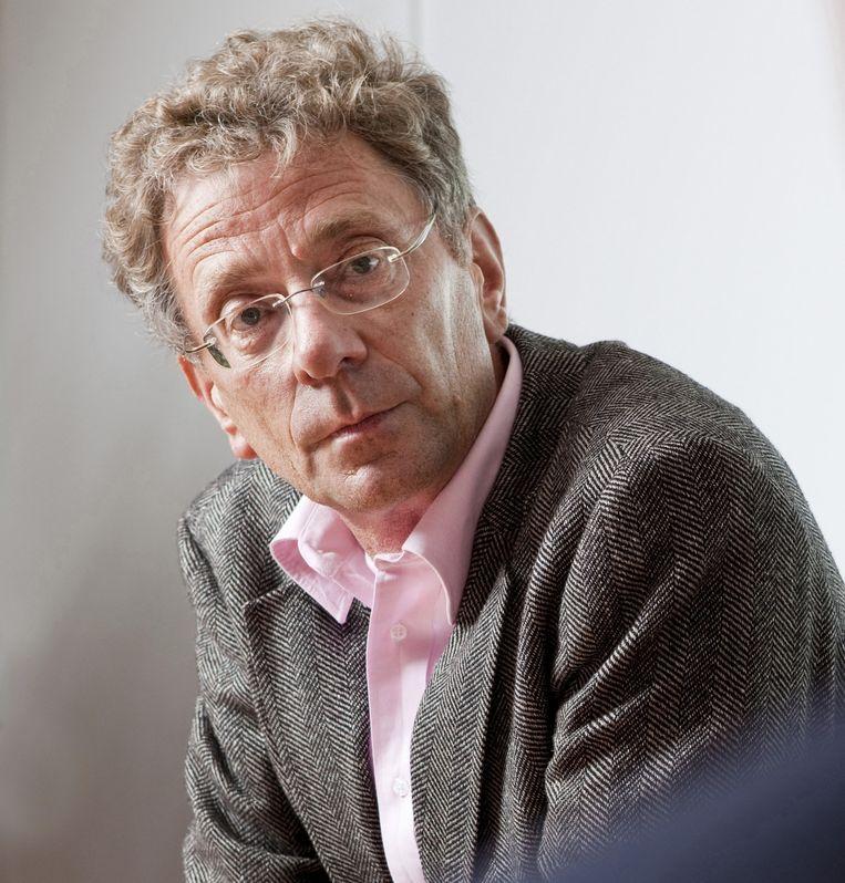 Nico Roozen, directeur van Solidaridad. Beeld Foto: Leonard Faustle