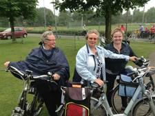 E-bikes vinden hun weg wel in de Drunense fietsvierdaagse