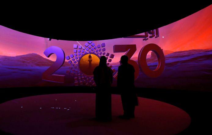 De stad moet in 2030 klaar zijn