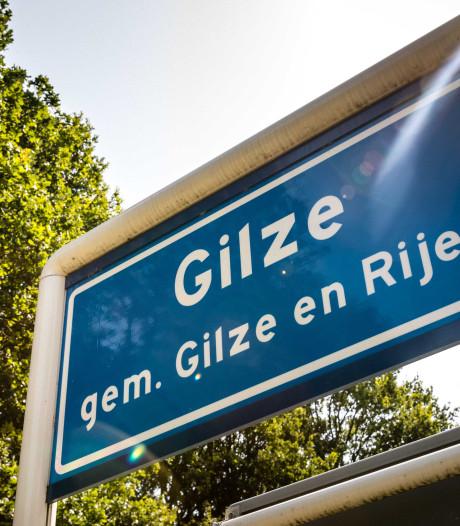 Gilze en Rijen wimpelt overdracht historische hittewimpel door Warnsveld (op dit moment) af