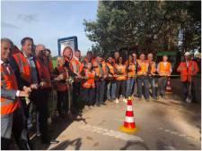 Aanleg glasvezel in buitengebied Nijkerk begonnen