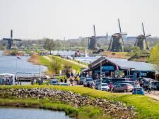 'Extra boa's nodig' in strijd tegen foutparkeren bij Kinderdijkse molens