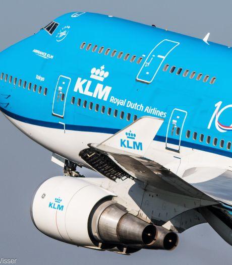 'Spotters, kom niet naar laatste landing KLM Boeing 747'